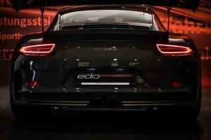 edo competition Porsche 911 GT3 RS Carbon Sport package