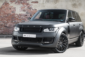 Project Kahn Range Rover Pace Car