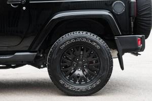 Chelsea Truck Company Jeep Wrangler Sahara 2.8 Diesel CTC CJ300 LE Edition