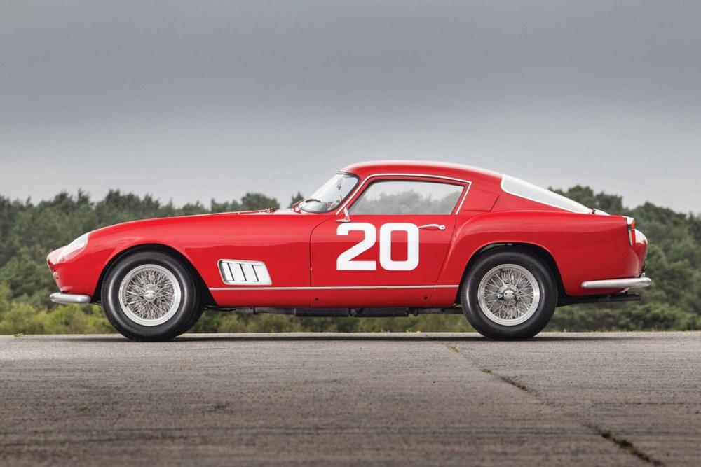 1958 Ferrari 250 GT Tour de France