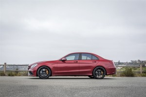 Mercedes-AMG C63 S with Vorsteiner V-FF 103 Wheels (13)