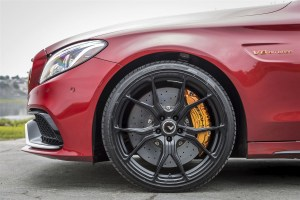 Mercedes-AMG C63 S with Vorsteiner V-FF 103 Wheels (24)