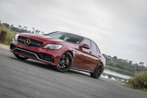 Mercedes-AMG C63 S with Vorsteiner V-FF 103 Wheels (26)