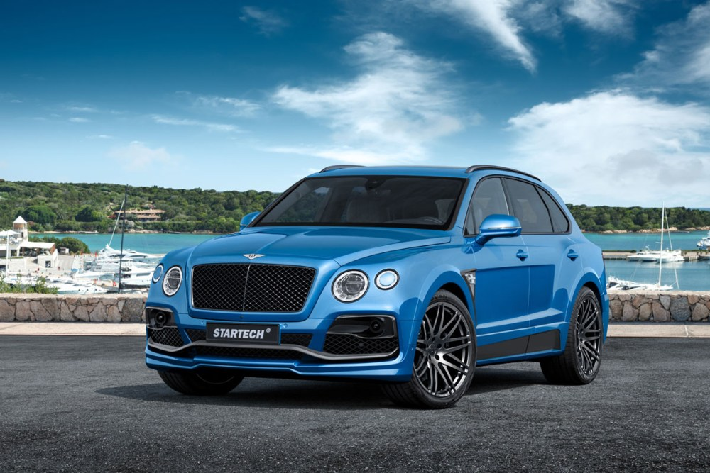 Startech Bentley Bentayga