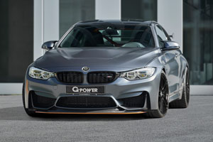 G-Power F82 BMW M4 GTS