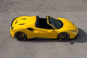 Novitec Rosso Ferrari 488 Spider