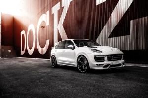 TechArt Powerkit for Porsche Macan and Cayenne