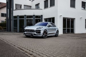 TechArt Powerkit for Porsche Macan and Cayenne