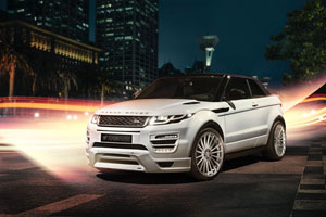 Hamann Evoque Convertible