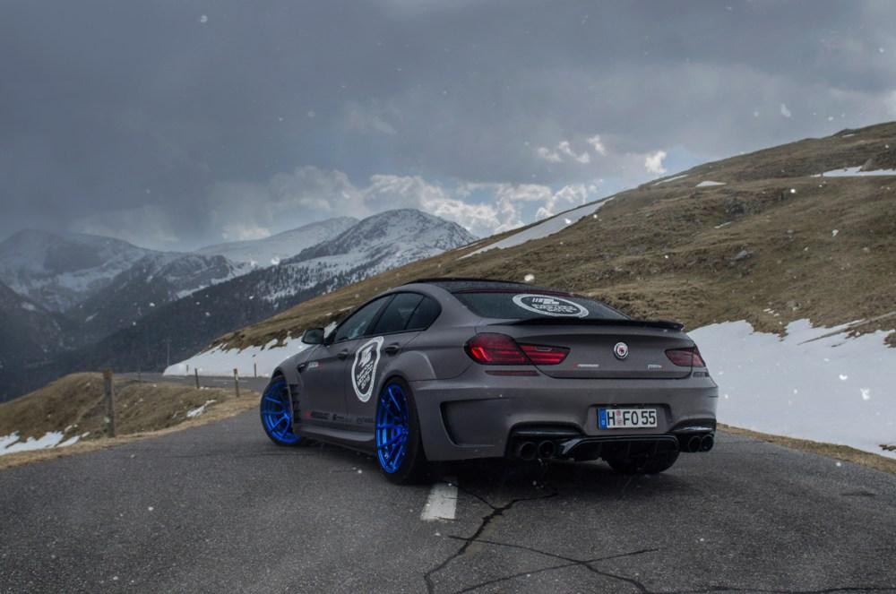Fostla BMW 650ix Gran Coupe Project Car