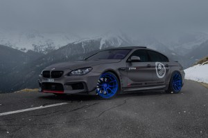 Fostla BMW 650ix Gran Coupe Project Car