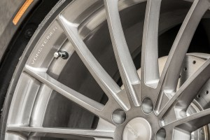 BMW i8 with Vorsteiner V-FE 402 Forged Wheels and V-RE Aero