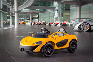 Ride On McLaren P1 Toy