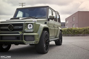 G65 AMG PUR RS25 Wheels