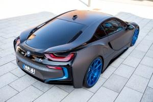 German Special Customs BMW i8
