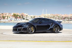 TOPCAR Porsche 991 Stinger GTR generation 2 with ADV5.2 M.V2 SL Series wheels
