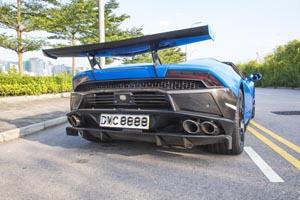DMC Lamborghini Huracan LP1088 E-GT Spyder