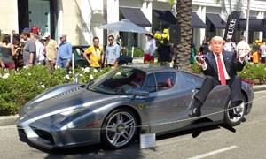 Donald Trump Leaked Car Show Pictures - MotoringExposed