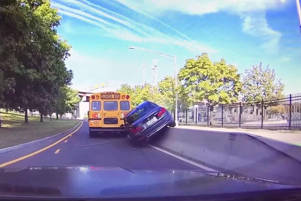 Friday FAIL: BMW Jackassery