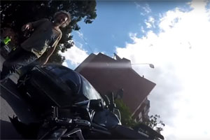 Friday FAIL: Aussie Motorcycle Crash