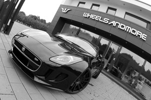 WheelsandMore Jaguar F-Type