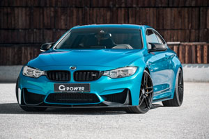 G-Power M4 Competition Package