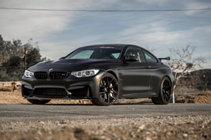 M4 GTS Vorsteiner Forged Wheels