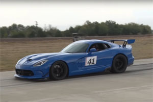 Texas Invitational Twin Turbo Dodge Viper
