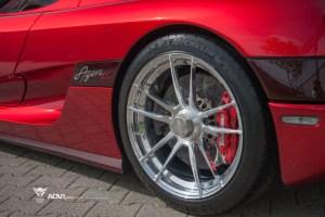 Koenigsegg Agera R ADV5.2 M.V1 Monoblock CS Wheels