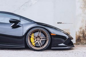 black-lamborghini-huracan-lp610-4-tuned-bronze-split-5-spoke-adv1-wheels-performance-rims-j