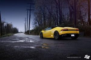 Lamborghini Huracan Spyder PUR RS05 Wheels