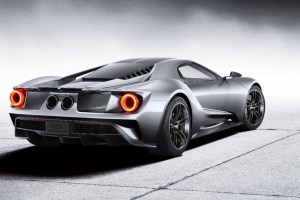 Ford GT Specifications