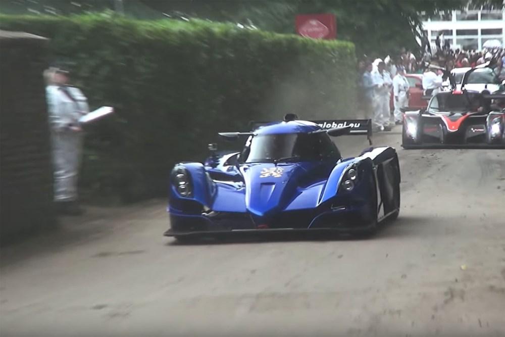Praga R1R Goodwood Festival of Speed