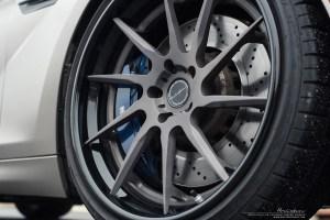 BMW M6 with Brixton Forged R10D Targa Series Wheels