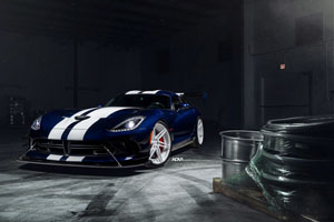 Viper ACR ADV.1 Wheels