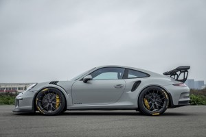 Porsche 911 GT3 RS with Vorsteiner VSC-001 Wheels and V-RS Aero