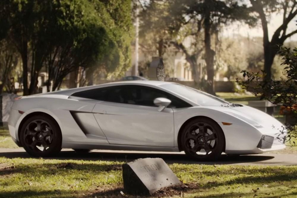 Fake Lamborghini Ad