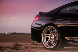 BMW M6 with ADV05R M.V2 CS Series Wheels