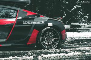 MW Design Audi R8 Brixton Forged Wheels