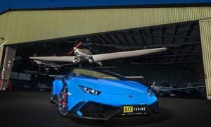 O.CT Tuning Lamborghini Huracan