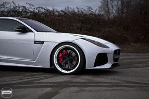 Jaguar F-Type SVR PUR Wheels