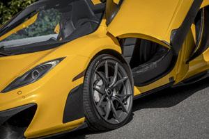 McLaren MP4-12C Spider Vorsteiner Forged Wheels