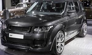Project Kahn Range Rover Vogue Pace Car
