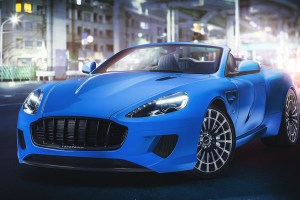 Vengeance Volante by Kahn