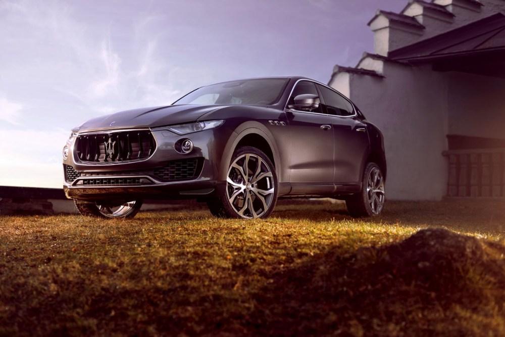 Novitec Maserati Levante