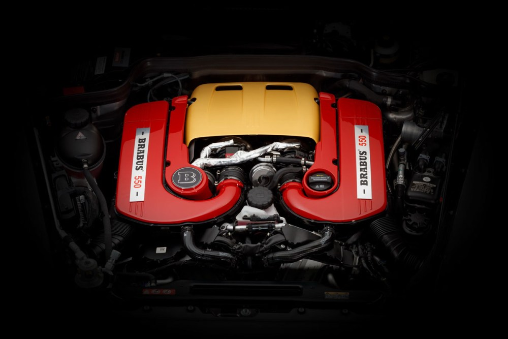 Brabus 550 Adventure 4x4²