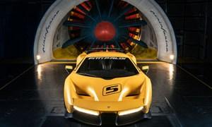 EF7 Vision Gran Turismo by PIninfarina