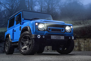"Chelsea Truck Company Land Rover Defender 90 ""The End"" Edition"
