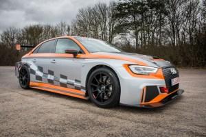 MTM Audi RS3 LMS TCR DSG