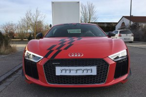 MTM Audi R8 V10 plus Supercharged